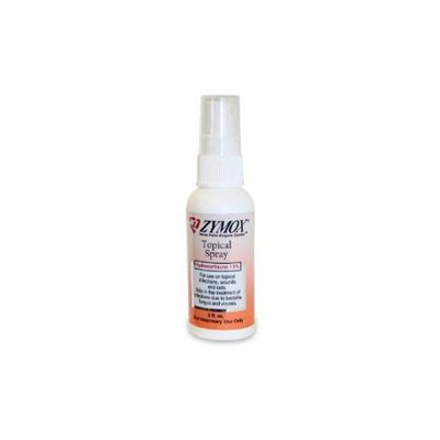 Zymox Topical Spray with 0.5% Hydrocortisone 2oz Bottle