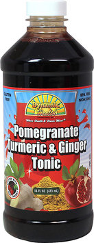 Dynamic Health Laboratories Pomegranate Turmeric Ginger Tonic