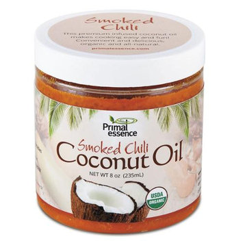 Primal Essence Coconut Oil Smoked Chili 8 oz