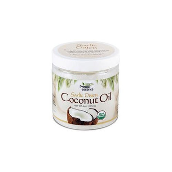 Primal Essence Organic Coconut Oil Garlic Onion 8 oz
