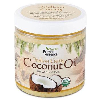 Primal Essence Coconut Oil Judian Curry 8 oz