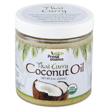 Primal Essence Coconut Oil Thai Curry 8 oz