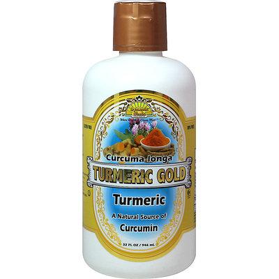 Dynamic Health Laboratories Turmeric Gold