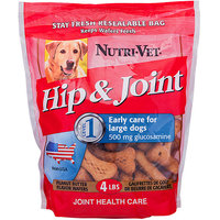 Nutri-vet Nutritionals Nutri Vet Nutritionals 4 Lb Hip & Joint Biscuits