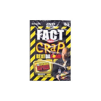Bulk Buys Imagination Fact Or Crap Beat Da Bomb DVD Game - Case of 20