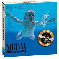 Nirvana Nevermind Album Cover Double Sided 300 Piece Puzzle