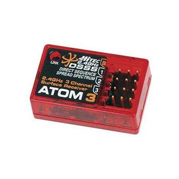 29324 Atom 3Ch 2.4GHz DSSS Micro Rx HRCL4000 HITECH