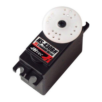 Hitec 114430 Plain bearing Plastic Gear JR Special servo Analogue servo