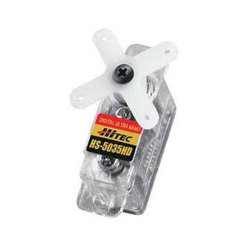 Hitec Micro servo HS-5035HD Plain bearing gear Carbonite JR