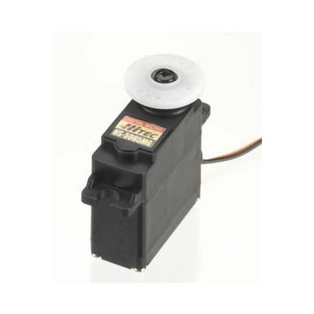 Hitec 113085 Single ball bearing Metal Gear JR Mini servo Digital servo