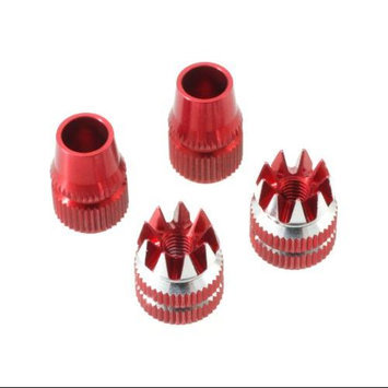 NYA Transmitter Stick Ends, Red HRCM5839 HITECH