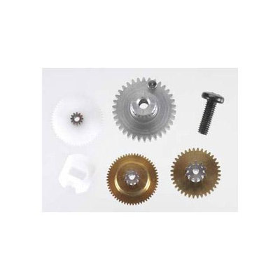 Hitech 56396 Servo Gear Set Metal HS-205MG/225MG/5245MG HRCM6396