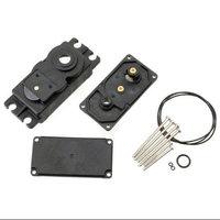 HITEC 56415 HS-7980/M7990TH Case Set w/o Heat-Sink HRCM6415 Hitec RCD Inc.