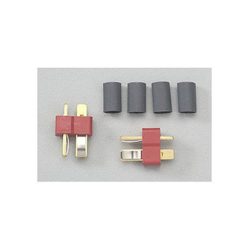 Dean's Ws Deans WSD1302 Deans Male Ultra Plug 2-Pack