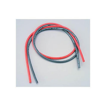 W.S. DEANS COMPANY 1400 Silicone Wire 12-Gauge Red/Black 2'