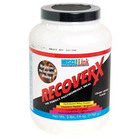 Muscle-Link Recover X Postworkout Meal, Creamy Orange, 62 Ounces