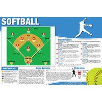 Productive Fitness Publishing Softball Poster