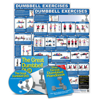 Productive Fitness Publishing The Ultimate Dumbbell Set