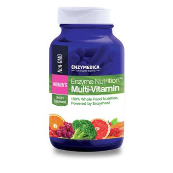 Enzymedica Enzyme Nutrition Women's Multi-Vitamin - 120 Capsules