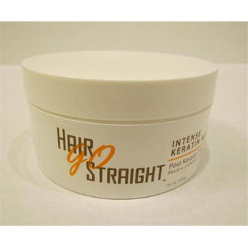 Hair Go Straight Intense Keratin Masque Post Keratin Treatment (For Damaged & Chemical Treated Hair) 500g/16oz