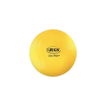 Jugs Sports Ball Lite Flite Baseball (Dozen)