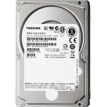 Supermicro MBF2600RC 600GB 2.5 Internal Hard Drive - 6GB/s SAS - 10000 rpm - 16MB Buffer