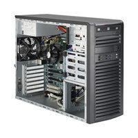 IGRMTA9054 - Supermicro SuperWorkstation 5038A-iL Barebone System - 3U Mid-tower - Intel C226 Express Chipset - Socket H3 LGA-1150 - 1 x Processor Support - Black