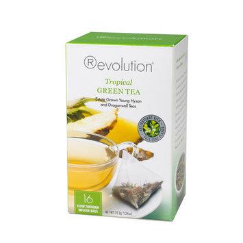 Revolution Tea Tropical Green Tea - 16 Tea Bags
