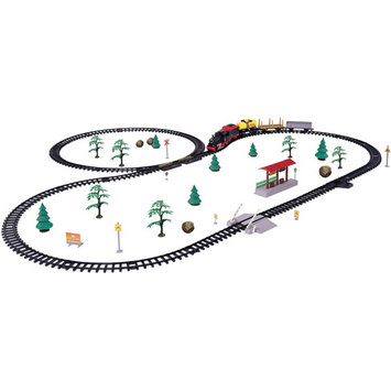Golden Bright Royal Express Wireless Train Set