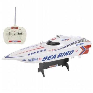 Toys 'r' Us Fast Lane Radio Control Sea Runner Boat- 27 MHz White