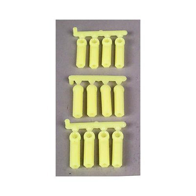 73397 Long Shank Rod Ends Yellow (12) RPMC7336 RPM