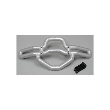 80106 Front Bumper Metallic Silver T/E-Maxx RPMC0106 RPM