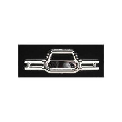 RPM 80453 Front Tubular Bumper Chrome Revo