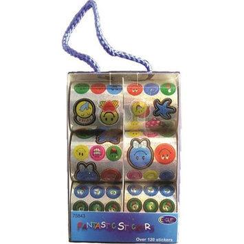 DDI 1308733 Happy Face Stickers