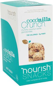 Nourish Snacks Coconilla Crunch Granola Bites-5 Each