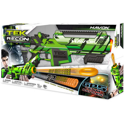 Sierra Accessories Tek Recon Havok