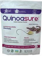 Quinoasure Instant Quinoa Powder Gluten Free 12 oz