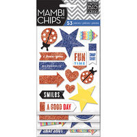 Me & My Big Ideas NOTM275761 - Chipboard Value Pack