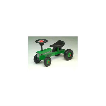 C & N Reproductions Mini Tractor Push Toy