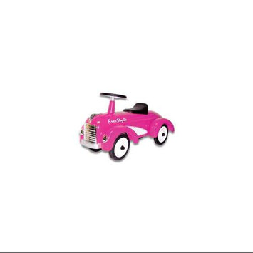 C & N Reproductions Freestyle Speedster Pedal Car in Pink