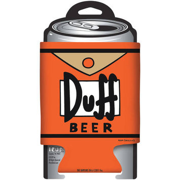 Icup Inc. Simpsons Duff Beer Can Hugger