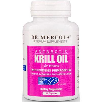 Dr Mercola Krill Oil for Women - 90 caps