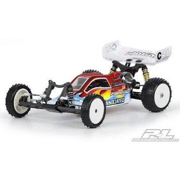 Pro Line PRO3382-00 3382-00 2012 Bulldog Clear Body CML Centro C4.1 Buggy PROC3382 PRO-LINE