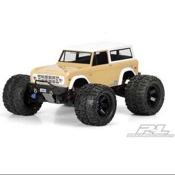 Pro Line 1973 Ford Bronco Clear Body: TMX, EMX 3.3, SAV PROC3393 PRO-LINE