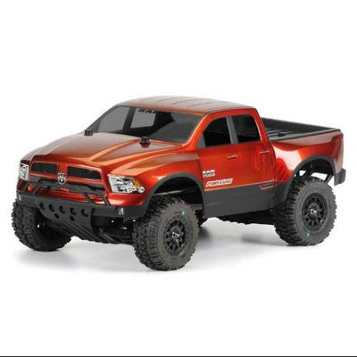 2013 RAM 1500 True Scale Clear Body: PRO2 SC, SLH PROC3420 Pro-line Racing