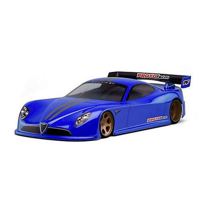 Sophia GT Light Weight Clear Body, 200mm Pan Car PRMC0225 Protoform
