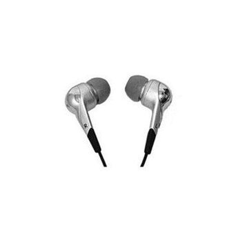 Rolls EB77 In-Ear Stereo Portable Earphones with Frequency Response 50Hz - 20KHz, Cobalt Magnet