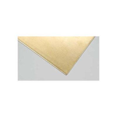 16409 Brass Sheet 6x12 .064 FS64 K+SR1649 K & S ENGINEERING