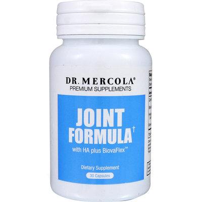 Joint Formula with HA plus BiovaFlex by Mercola - 30 capsules