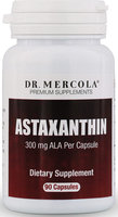 Dr Mercola Astaxanthin with ALA - 90 caps